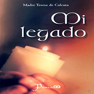 Mi legado [My Legacy] cover art