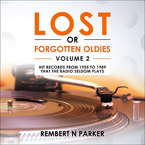 Lost or Forgotten Oldies, Volume 2 cover art