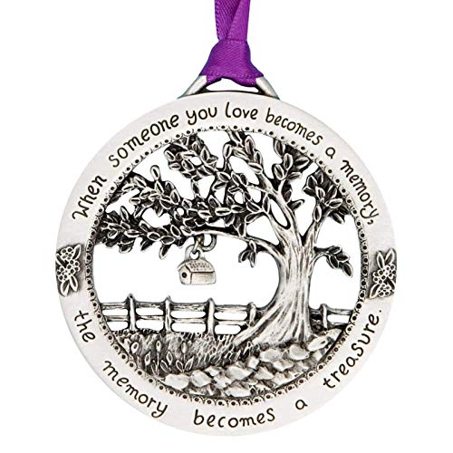 Banatree Merry Christmas Ornament, When Someone You Love Becomes A Memory, Christmas Tree Hanging Decor, It Looks Great From All Angles