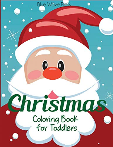 Christmas Coloring Book for Toddlers: 50 Christmas Pages to Color Including Santa, Christmas Trees, Reindeer, Snowmanの詳細を見る
