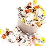 Caramelle Frizzella Dissetanti Mangini Kg 1 - Frizzanti al ripieno di Cola, Limone, Arancia - La caramella dissetante ideale per l'estate