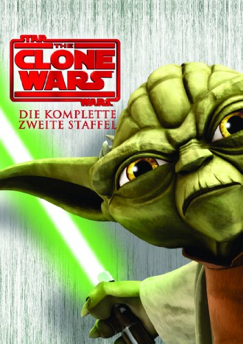 Star Wars: The Clone Wars - Staffel 2 (Ultimate Collector's Edition - exklusiv bei Amazon.de) [5 DVDs]