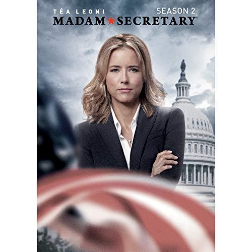 Madam Secretary: Season Two [DVD] [Import]