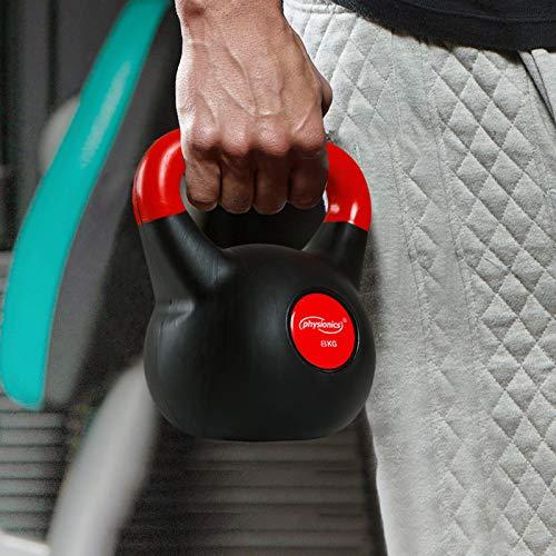 Physionics Kettlebel ergonomico allenamento palestra...
