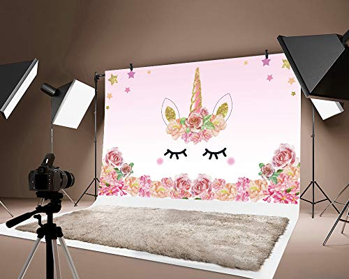 Unicorn Photo Backdrop