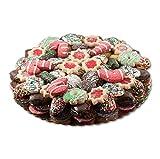 3 lb Gourmet Christmas Cookies Platter - by Best Cookies