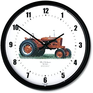 New Allis Chalmers Model WD45 (1953-1957) Tractor Wall Clock 10