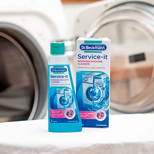 Dr.Beckmann『Service-it洗濯槽クリーナー』