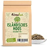 1 kg Isländisch Moos Tee Islandmoos geschnitten Islandmoostee Kräutertee