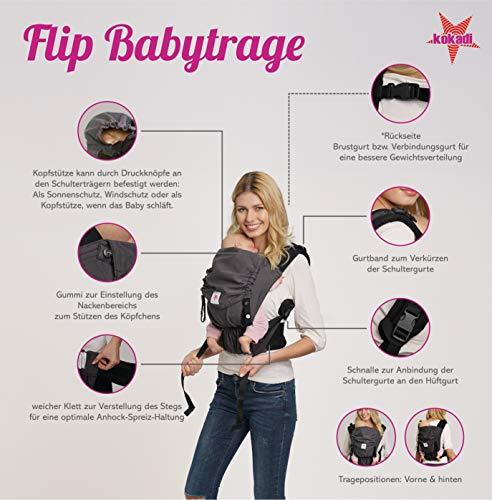 KOKADI Flip Babytrage im Test - 7