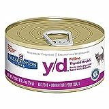 HILLS PET NUTRITION HPD Feline Y/D Lata 156GR