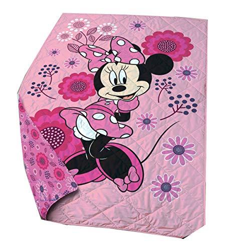Minnie Flowers - Couette imprimée Enfant - Couvre lit