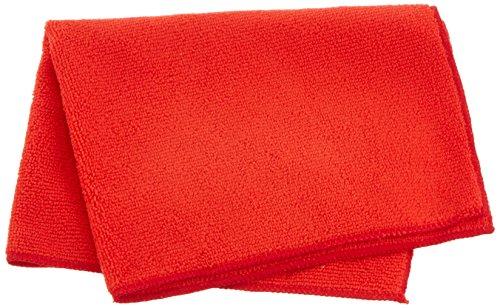 Heininger 5418 GarageMate Combo Color Microfiber Towel, (Pack of 40)