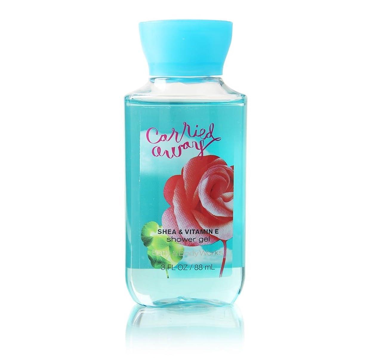 バズ液化する不従順Bath & Body Works (バス&ボディワークス) キャリードアウェイ シャワージェル トラベルサイズ Carried Away shower gel Travel-Size [並行輸入品]