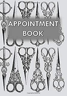 Appointment Book: Cutting Edge