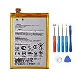 Swark Batería C11P1424 compatible con Asus Zenfone 2 ZE550ML ZE551ML ZE500CL Zenfone 2 Deluxe con herramientas