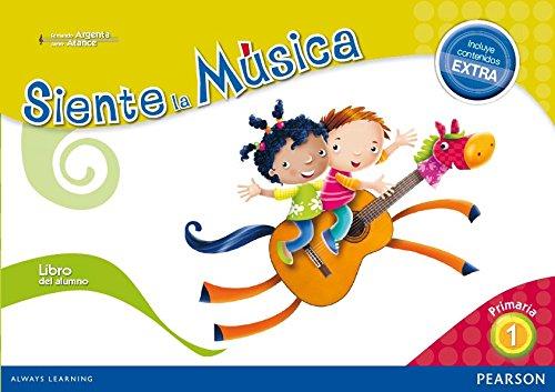 Siente La Música 1. Libro Del Alumno - Edición LOMCE - 9788420564036