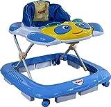 Baby Lauflernhilfe, Lauflernwagen für Kleinkinder, Lauflernhilfe mit Spielcenter - ARTI Käfer 10H...