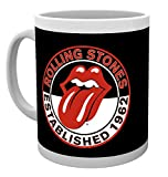 GB Eye, The Rolling Stones, Established, Tasse