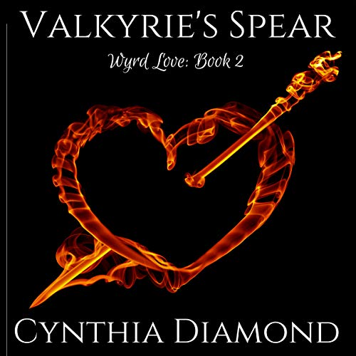 Valkyrie's Spear audiobook cover art