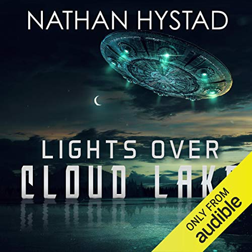 Lights over Cloud Lake cover art