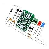 JISHIYU -Q 20pcs Hall Sensor de Inducción Magnética Detección de Postes Resolver Mástil Norte y Sur Módulo de Detección de Kit DIY