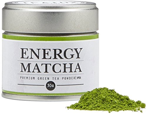 Teatox Bio Thee Matcha Green Tea Powder Bio, 30 g, 1 Units