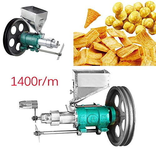 Find Discount LianDu Puffed Food Extruder Rice Corn Puffing Extrusion Machine Puff Snack Machine