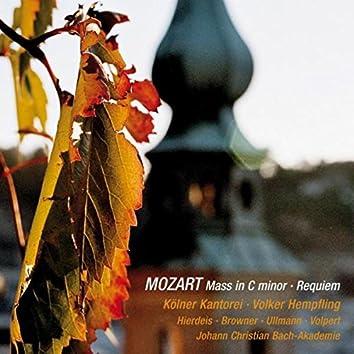 Wolfgang Amadeus Mozart: Great Mass in C Minor & Requiem in D Minor (Live)