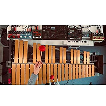Distanz (for vibraphone and electronics)