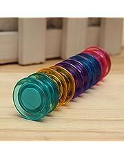 CraftDev Plastic Fridge Magnets