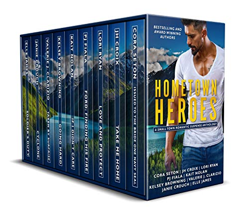 Hometown Heroes: A Small Town Romantic Suspense Anthology (English Edition)