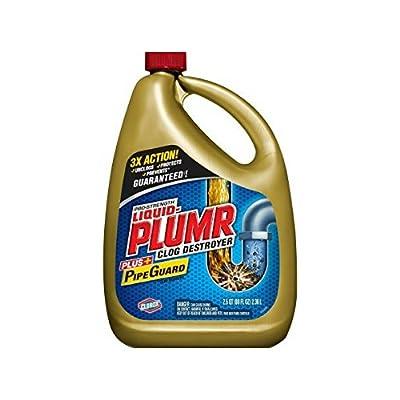 Liquid-Plumr Professional Strength Drain Opener, 80 fl oz Bottle