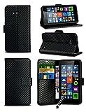 London Gadget Store For BlackBerry Leap - Carbon Fibre