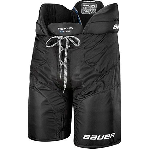 Bauer Nexus N7000 Hose Junior, Größe:L;Farbe:schwarz