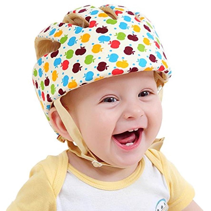 スケジュール想像力豊かな自転車SONGZHILONGベビー?幼児 用 可愛い 洗える スポンジ ヘルメット 綿100% (カラフル)