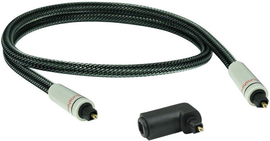 Sunshinetronic Premium Digital Optisches Kabel Elektronik