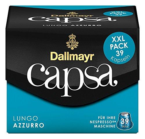 Dallmayr capsa Lungo Azzurro XXL, 39 Kapseln