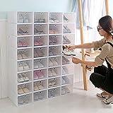Lot de 20 boîtes à chaussures em...