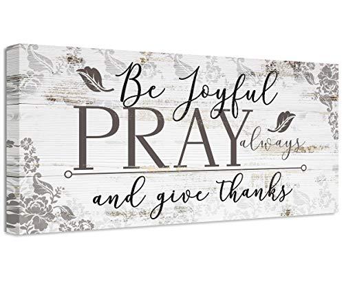 Be Joyful Pray Always