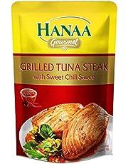 HANAA Tuna Steak With Chilli Sauce - 120G - Pack Of 1, 210548.0