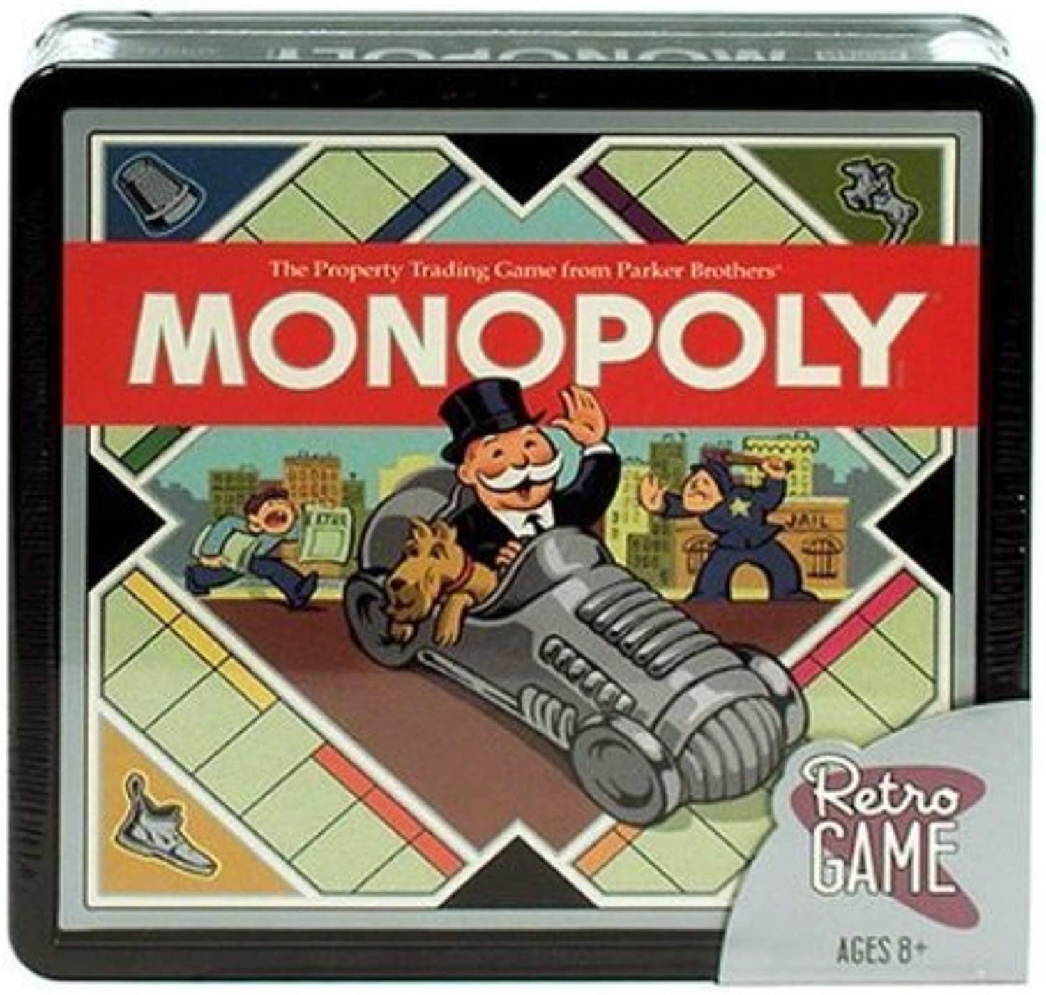Monopoly by Parker Bredhers Retro Game