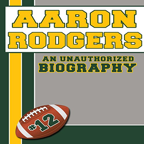 Aaron Rodgers audiobook cover art