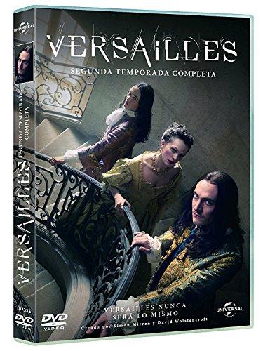 Versailles - Temporada 2 [DVD]