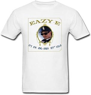 SAMJOSPH Eazy E It's On (Dr. Dre) 187um Killa Chronic Version Playera para Hombre