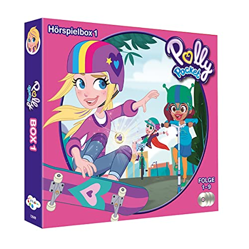 Polly Pocket-die Hörspielbox 1 (3 Cds)