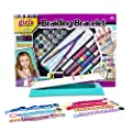Gili Friendship Bracelet Making Kit, Best Arts and Crafts Toy for Girls Birthday Gifts Ages 6yr-12yr, Charm Bracelet Making String Sets for 7, 8, 9, 10, 11 Year Old Kids Travel Activities