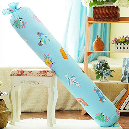Stuffed Animals Lovely New 20kinds of Long Large Cotton Pillow Candy Cylinder Waist Pillow Cervical Pillow Nap Couch Bed Sleeping Cushion-8-180cm-180cm