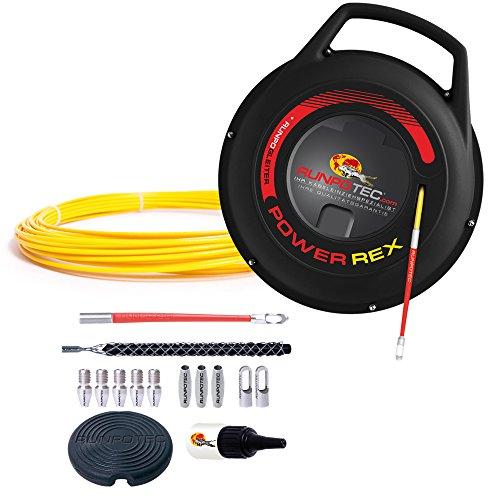 Runpotec 10090 Power REX 50 m Ø 3 mm Gewinde RTG Ø 6 mm