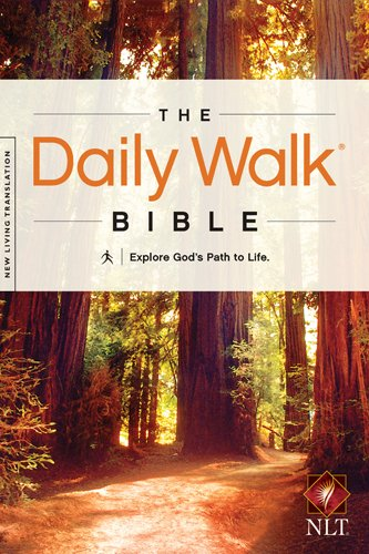 Compare Textbook Prices for The Daily Walk Bible NLT Softcover Reprint Edition ISBN 9781414380612 by Tyndale,Walk Thru the Bible